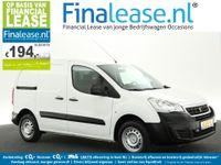 Peugeot Partner - 122 1.6 BlueHDi Ex-Schildersauto 3 Persoons Airco Cruisecontrol Start/Stop Elektrpakket