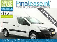 Peugeot Partner - 122 1.6 BlueHDi 3 Persoons 100PK Airco Cruisecontrol Ex-Schildersauto Start/Stop Elektrpakket