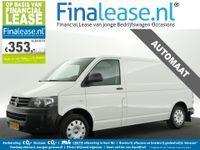 Volkswagen Transporter - 2.0 TDI L2H1 140PK 2500kg Trekgew. Automaat Airco 3 Persoons Elektrpakket Trekhaak