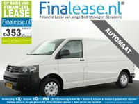 Volkswagen Transporter - 2.0 TDI L2H1 140PK 2500kg Trekgew. Automaat Airco Elektrpakket Trekhaak