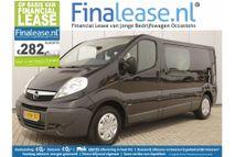 Opel Vivaro - 2.0 CDTI L2H1 DC DubbelCabine Airco Cruise ElekPakket Trekhaak 6Persoons