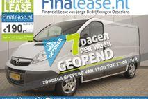 Opel Vivaro - 2.0 CDTI L1H1 Airco BijrijdersBank ElektrPakket Trekhaak