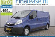Opel Vivaro - 2.0 CDTI L2H1 Airco Bijrijdersbank Cruise ElektrPakket 3Pers
