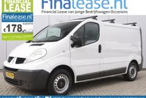 Renault Trafic - 2.0 DCI T29 L1H1 Airco 3 Persoons Kasten Dakdrager Cruisecontrol PDC