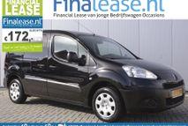 Peugeot Partner - 122 1.6 E-HDI L1H1 AUTOMAAT Bijrijdersbank 3 Persoons Schuifdeur Trekhaak Cruisecontrol