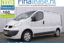 Renault Trafic - 2.0 DCI T27 L1H1 Airco 3 Persoons Cruisecontrol Navigatie PDC ElektrPakket