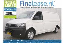 Volkswagen Transporter - 2.0 TDI L2H1 140pk! Verlengd Airco ElektrPakket Lat-om-Lat MIstlampen
