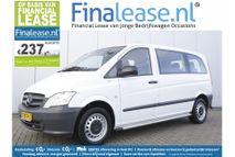 Mercedes-Benz Vito - 110 CDI 320 9 Persoons | BPM Vrij! Prijs excl. BTW | Elektrische ramen