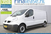 Renault Trafic - 2.0 DCI T29 L2H1 Airco 3 Persoons CruiseControl PDC Navigatie Elektrpakket Lat-om-Lat Trekhaak