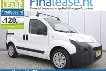 Fiat Fiorino - 1.3 MJ Airco Trekhaak Schuifdeur PDC Elektrpakket Dakdrager