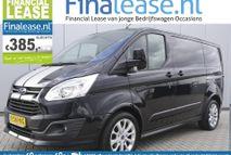 Ford Transit Custom - Sport L1H1 2xSchuifdeur Airco Cruise SortimoKasten PDC ElektrPakket Trekhaak Start/Stop