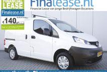 Nissan NV200 - 1.5 DCI L1H1 Airco Cruise Kasten Stoelverwarming Dakdragers Elektrpakket Trekhaak
