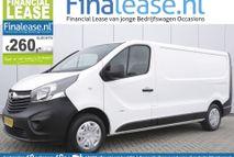 Opel Vivaro - 1.6 CDTI L2H1 Airco PDC Elektrpakket Lat-om-Lat