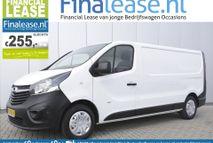 Opel Vivaro - 1.6 CDTI L2H1 EDITION Airco ParkeerSensoren 6Bak ElektrPakket Lat-om-Lat