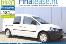 Volkswagen Caddy Maxi - 1.6 TDI ParkeerSensoren Elektrischpakket Lat-om-Lat SchuifdeurRechs